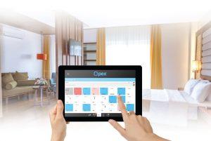 elektra otel programı kat hizmetleri room rack ekranı